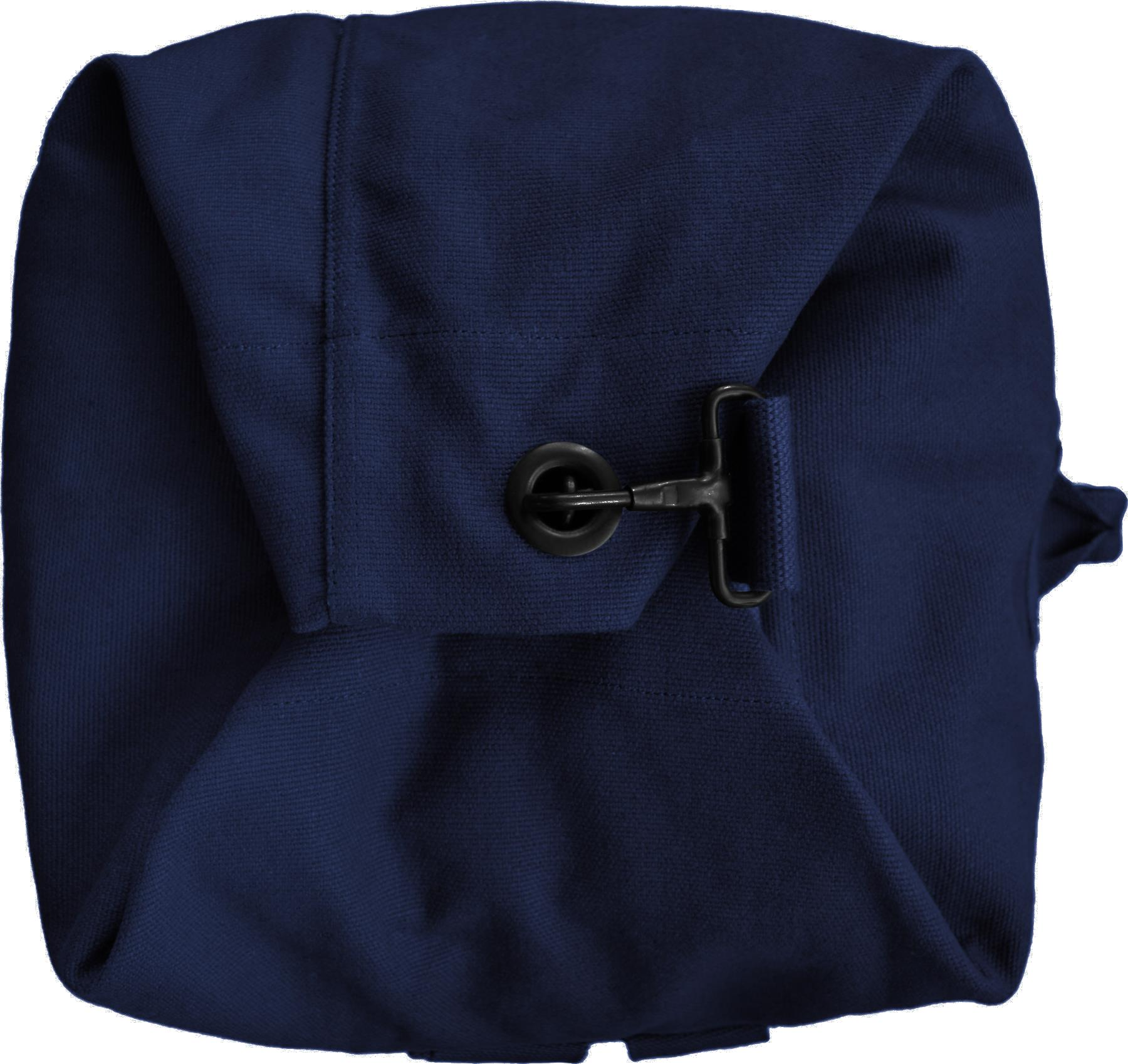 Canvas-Seesack 90 Liter Seemannstasche BW Transportsack Duffle Bag mitDoppelgurt